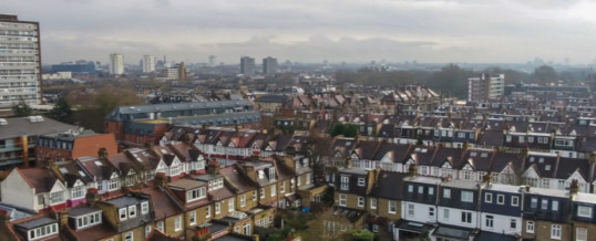Drone Photography Roof Inspection – London