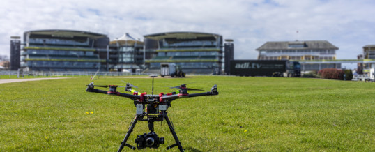The Virtual Grand National 2017 – Drone Filming at Aintree Racecourse