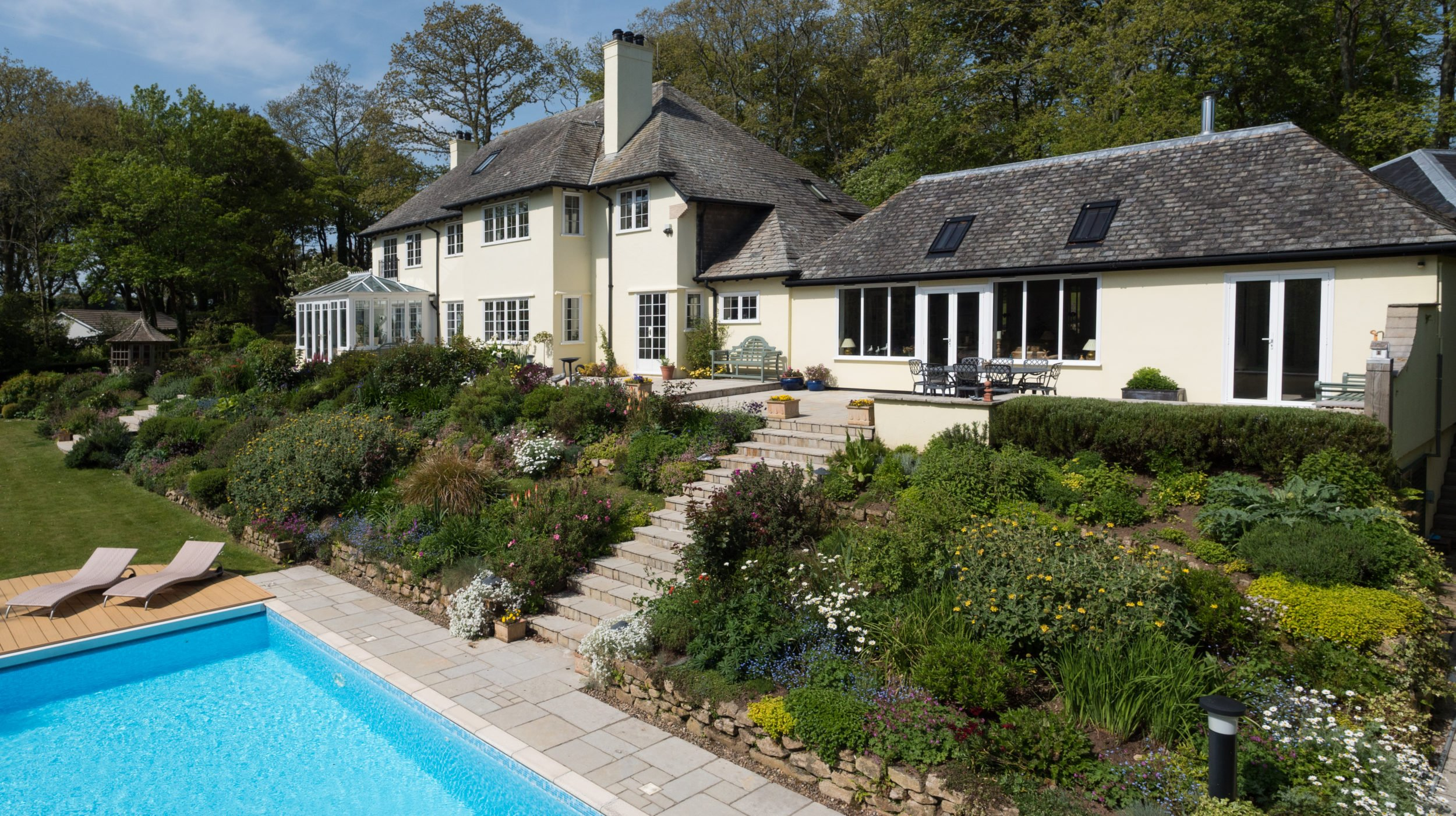 Dorne video and photography being used for an estate agent in Cornwall