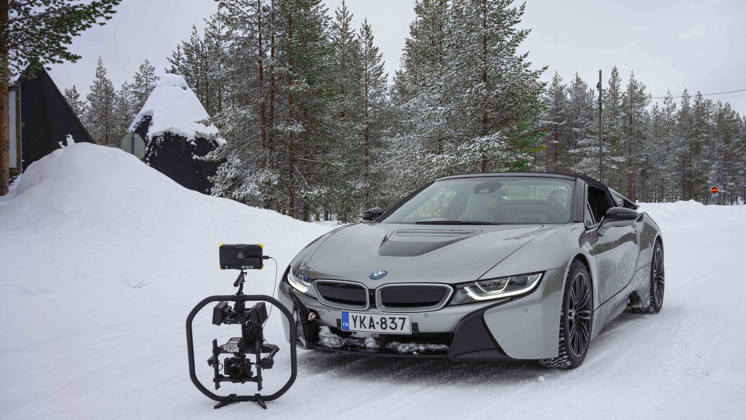 BMW I8 - Movi Pro