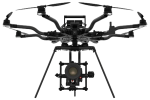 Alta 8 Drone used for aerial photography and videography in London, Bristol & Cornwall - DroneScope