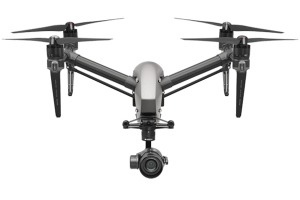 DJI Inspire Drone used for filming in London and Cornwall - DroneScope