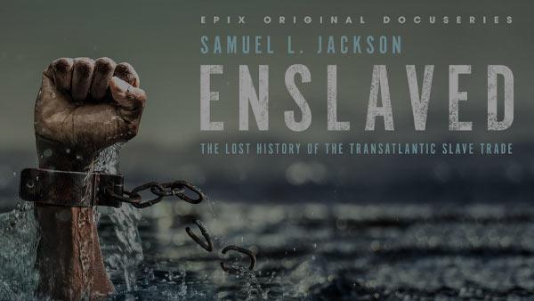 Enslaved - Samuel Jackson - DroneScope - Drone Videography for Documentary films