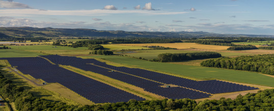 Solar Farm Aerial Photography Case Studies, Ireland & the UK