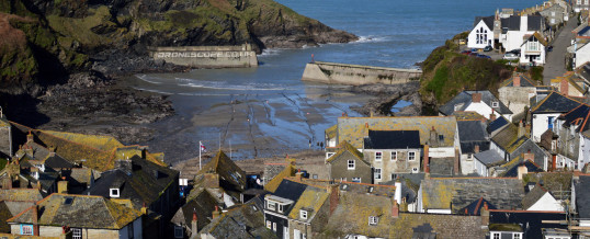 Aerial Filming – Port Isaac Aerial Drone Tour
