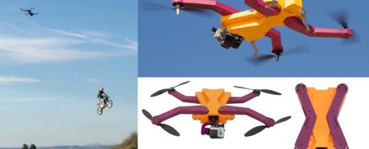 Autonomous flying drones…