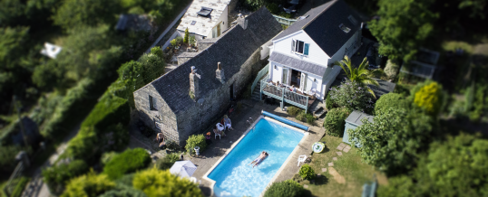 Aerial Photography & Property Marketing – Cornwall