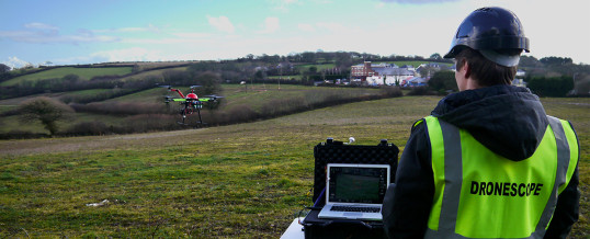 Drone Photography Surveying – Cormac, Cornwall