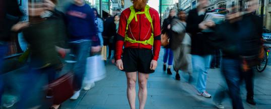Sean Conway Running Britain – Drones In TV
